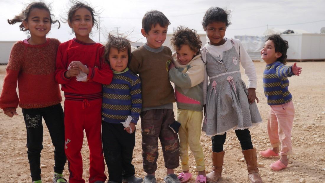 Two Million Children | Jordan