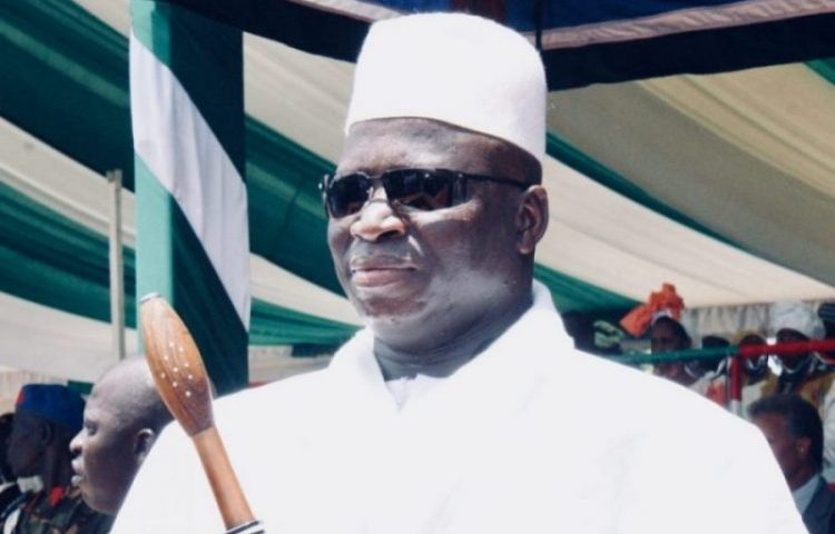 Gambia's former President Yahya Jammeh